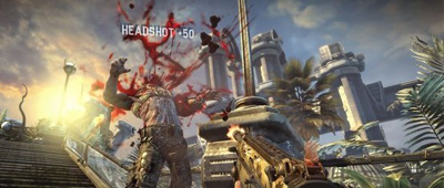 Bulletstorm Headshot