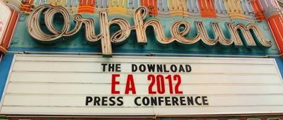 E3 2012 Press Conference