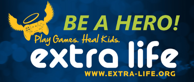 Extra Life Be A Hero
