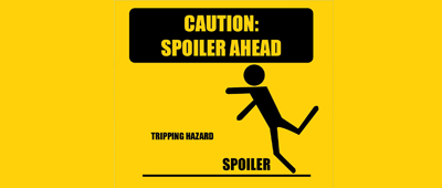 Cauton Spoiler Ahead