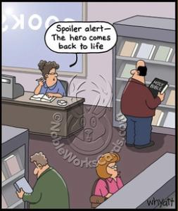 Spoilers Hero Dies