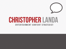 Christopher Landa Sample