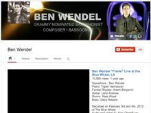 Ben Wendel Sample