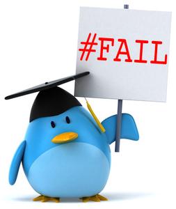 Blue Bird Fail