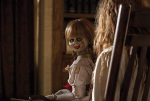 Conjuring Creepy Anabelle Doll
