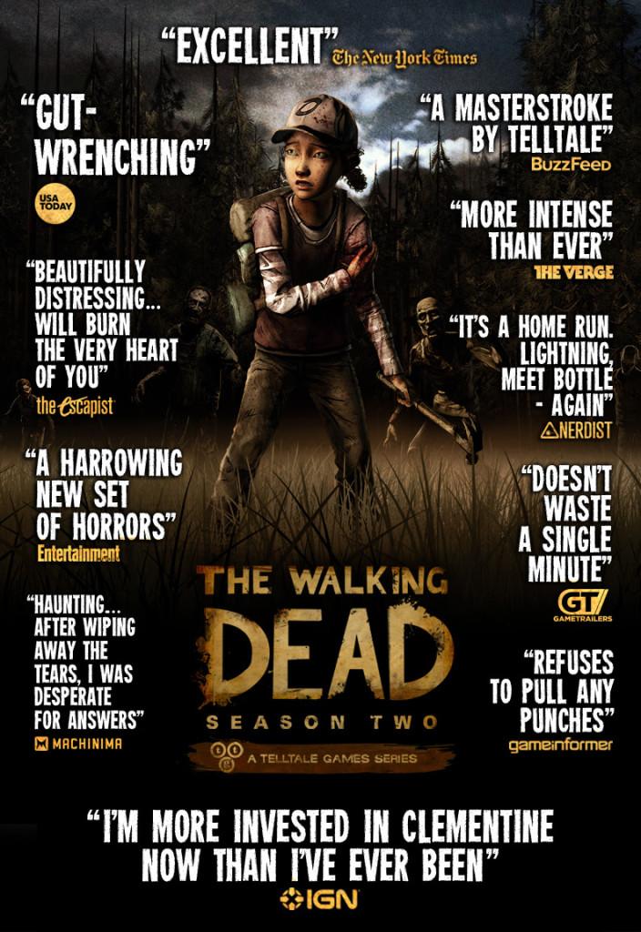 The Walking Dead Season 2 Quote