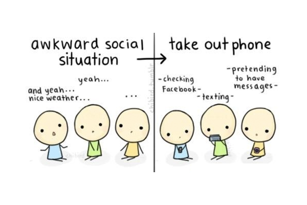 Awkward Social Situation