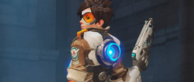 Overwatch Tracer Pose